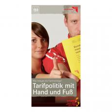 Flyer Tarifpolitik mit Hand und Fuß
