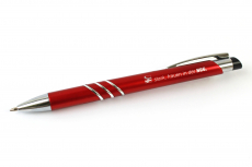 NGG-Frauen: Kugelschreiber, rot – NEU –