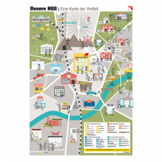 Unsere NGG - Eine Karte der Vielfalt