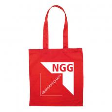 NGG Baumwolltasche - Rot