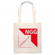 NGG Baumwolltasche - Naturweiß