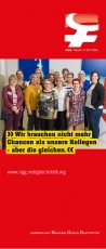Roll-Up: Frauen-Chancen