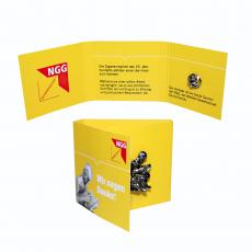 Vorleser Pin-Karte