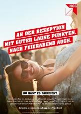 #fairdient-Plakat Rezeption