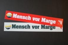Mensch vor Marge - Banner