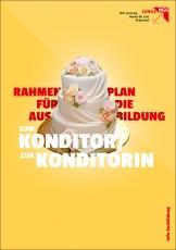 Ausbildungsrahmenplan Konditor/Konditorin