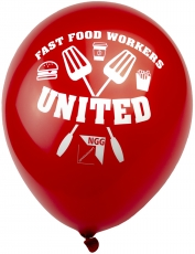 Luftballon Fast Food Workers United