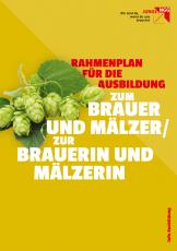 Ausbildungsrahmenplan Brauer/-in und Mälzer/-in