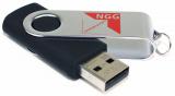 NGG-USB-Stick Swing (schwarz)