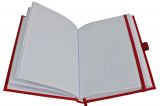 NGG-Notizbuch, rot