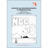 NGG-Kalender Lehrreiche Sprüche