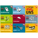 Betriebsratswahlen 2018 - Aufkleber