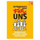 Betriebsratswahl 2018 - Plakat A3