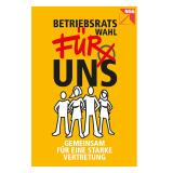 Betriebsratswahl 2018 - Plakat A4