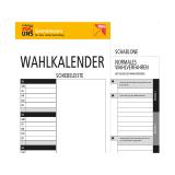Betriebsratswahl 2018 - Wahlkalender normales Wahlverfahren