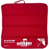 NGG-Sitzkissen, rot