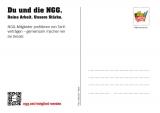 Postkarte 100% Jahressonderzahlung