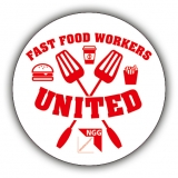 NGG-Button Fast Food Workers United