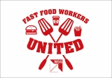 NGG-Flagge FastFood Workers United