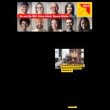 Flugblatt Wir – Fremdsprachen
