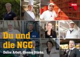 Plakat Du und die NGG