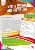 NGG-Flyer Liefern am Limit