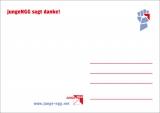 jungeNGG-Postkarte Mäuse