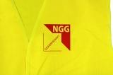 NGG-Warnweste Wir streiken