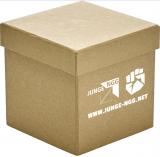 jungeNGG: Schreibtischständer aus Karton