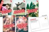 #fairdient-Postkarten-Set