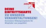 jungeNGG-Scheckkarte Bildungsprogramm